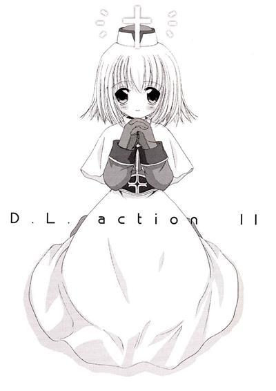 D.L. action 11 cover
