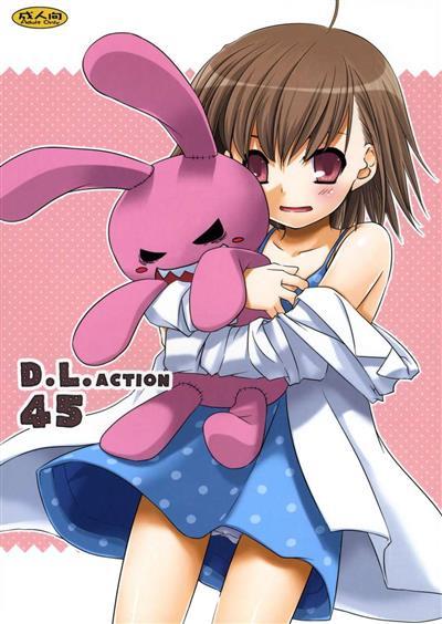 D.L. action 45 cover