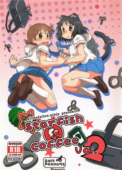 Starfish and Coffee Vol. 2 cover
